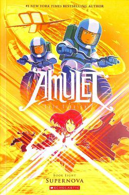 Amulet #8, Supernova