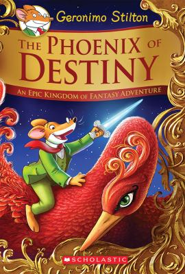 Cover image for The Phoenix of Destiny