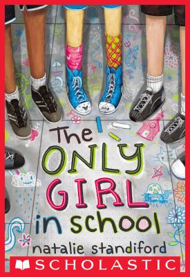 Cover image for The Only Girl in School