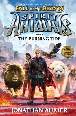 Cover image for The Burning Tide
