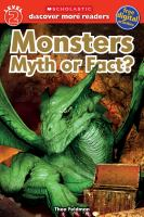 Monsters Myth or Fact