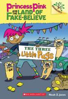 Princess Pink and the Land of Fake-Believe