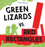 Green Lizards Vs. Red Rectangles