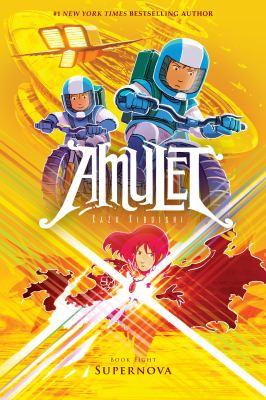 Cover image for Amulet, Book 08