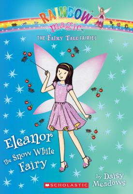Cover image for Eleanor the Snow White Fairy