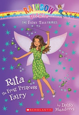 Cover image for Rita the Frog Princess Fairy