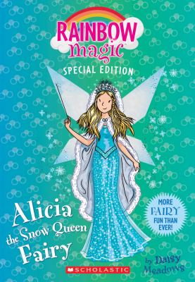 Cover image for Alicia the Snow Queen Fairy