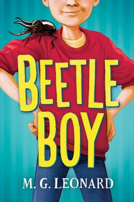 Cover image for Beetle Boy