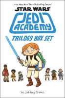 Star Wars: Jedi Academy Trilogy Box Set
