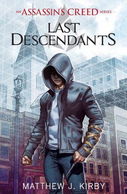 The Last Descendants(book-cover)