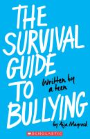 Image: The Survival Guide to Bullying