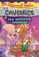 Sea Monster Surprise!