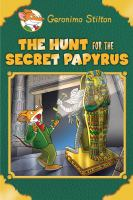 The Hunt for the Secret Papyrus