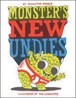 Monster's New Undies