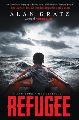 Refugee book jacket