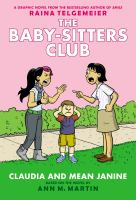 The Baby-Sitters Club. Claudia and mean Janine