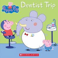 Peppa Pig. Dentist trip.