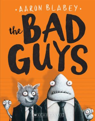 Cover image for The Bad Guys