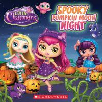 Spooky Pumpkin Moon Night