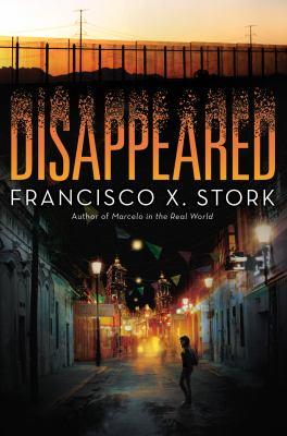 Disappeared book jacket