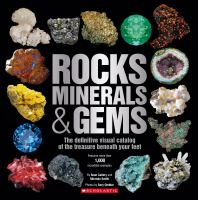 Rocks, Minerals & Gems