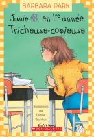 Tricheuse-copieuse