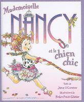 Mademoiselle Nancy et le chien chic