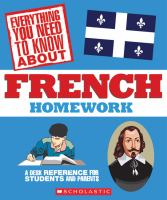 Everything You Need to Know About French Homework