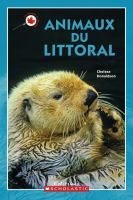 Animaux du littoral