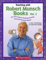 Teaching With Robert Munsch Books