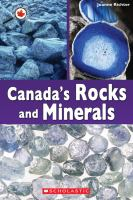 Canada's Rocks and Minerals
