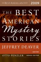 The Best American Mystery Stories, 2009
