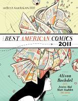 The Best American Comics 2011