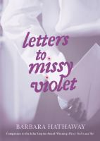 Letters to Missy Violet
