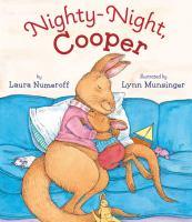 Nighty-night Cooper