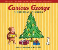 Curious George Christmas Carols