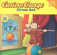 Curious George Circus Act