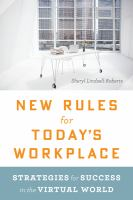 New Rules for Today's Workplace