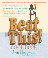 Beat This! Cookbook