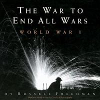 The War to End All Wars