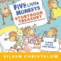 Image: Five Little Monkeys Storybook Treasury