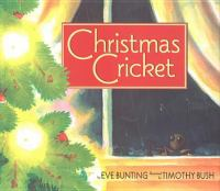 Christmas Cricket