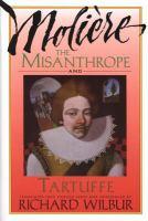 The Misanthrope ; and Tartuffe