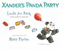 Xander's Panda Party