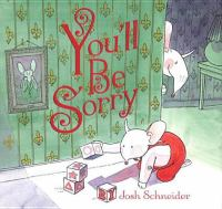 You'll Be Sorry