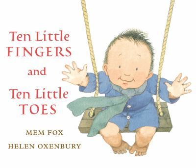"""Book Cover - Ten Little Fingers and Ten Little Toes"""" title=""""View this item in the library catalogue"""