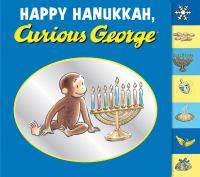 Happy Hanukkah, Curious George