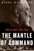 Cover of The Mantle of Command: FDR