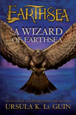 Cover image for A Wizard of Earthsea