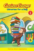 Curious George, Librarian for A Day